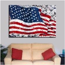 5d алмазная живопись «сделай сам» с американским флагом вышивка