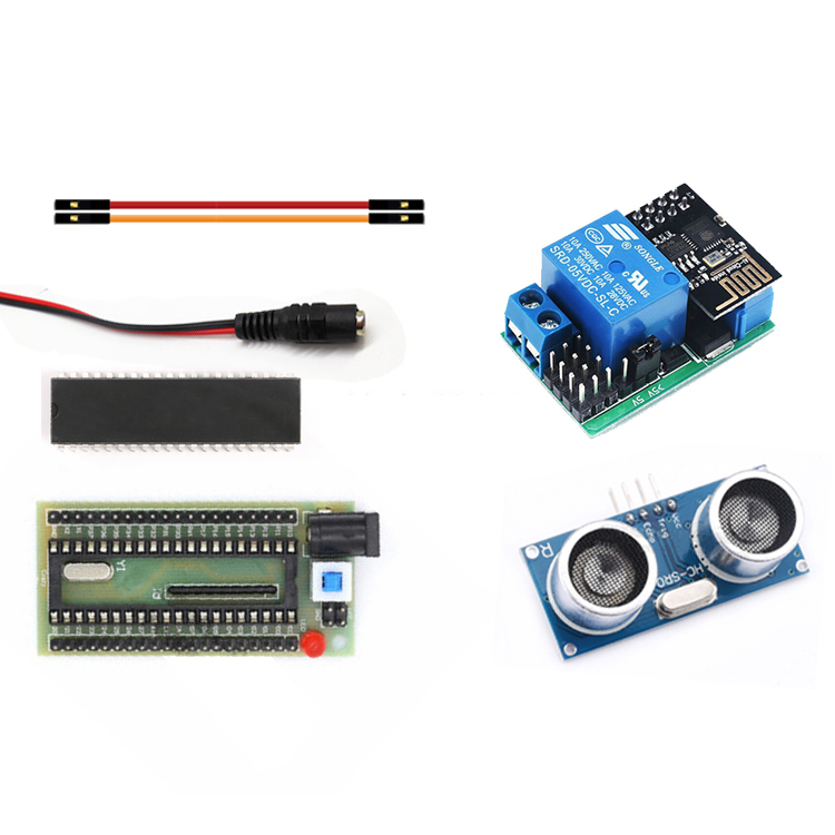 Cross-Array KzM4-CJ05 IoT Suite Sensor Detection Module Ultrasonic Ranging