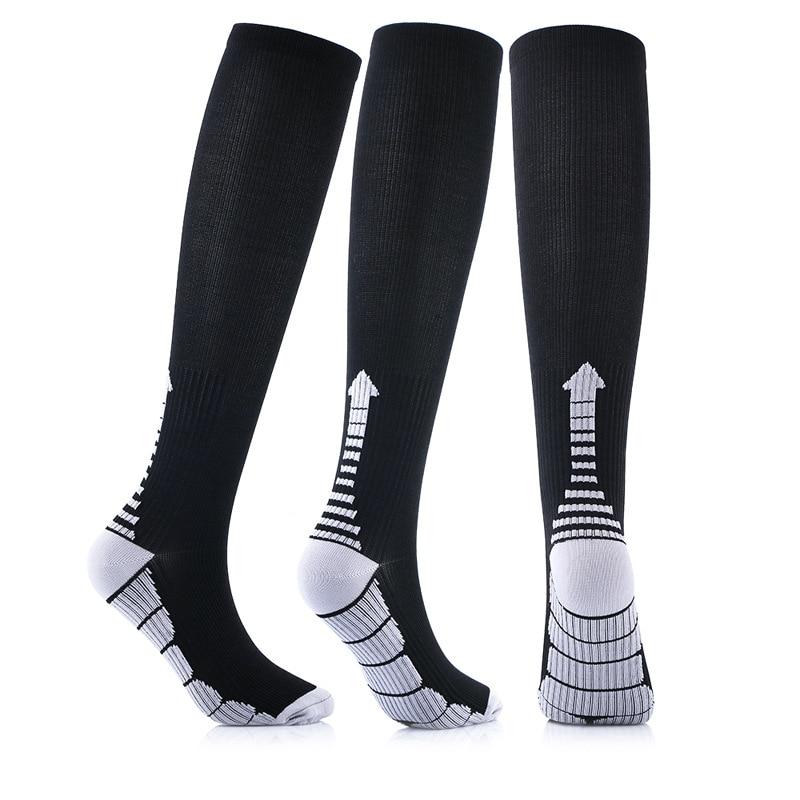 Compression Socks For Men Women - Best Stockings For Running Socks Medical Athletic Edema Diabetic Varicose Veins Travel Socks
