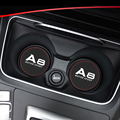 1 шт., автомобильные коврики для салона, водное судно, кожаная накладка для Audi A8 Q3 Q5 Q7 S8 TT, автомобильная противогрязная накладка, автомобильн...