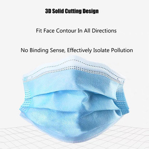 Image 2 - in Stock 100pcs kpop fashion fabric Reusable маска cloth poly cotton mouth face mask black washable masque protection