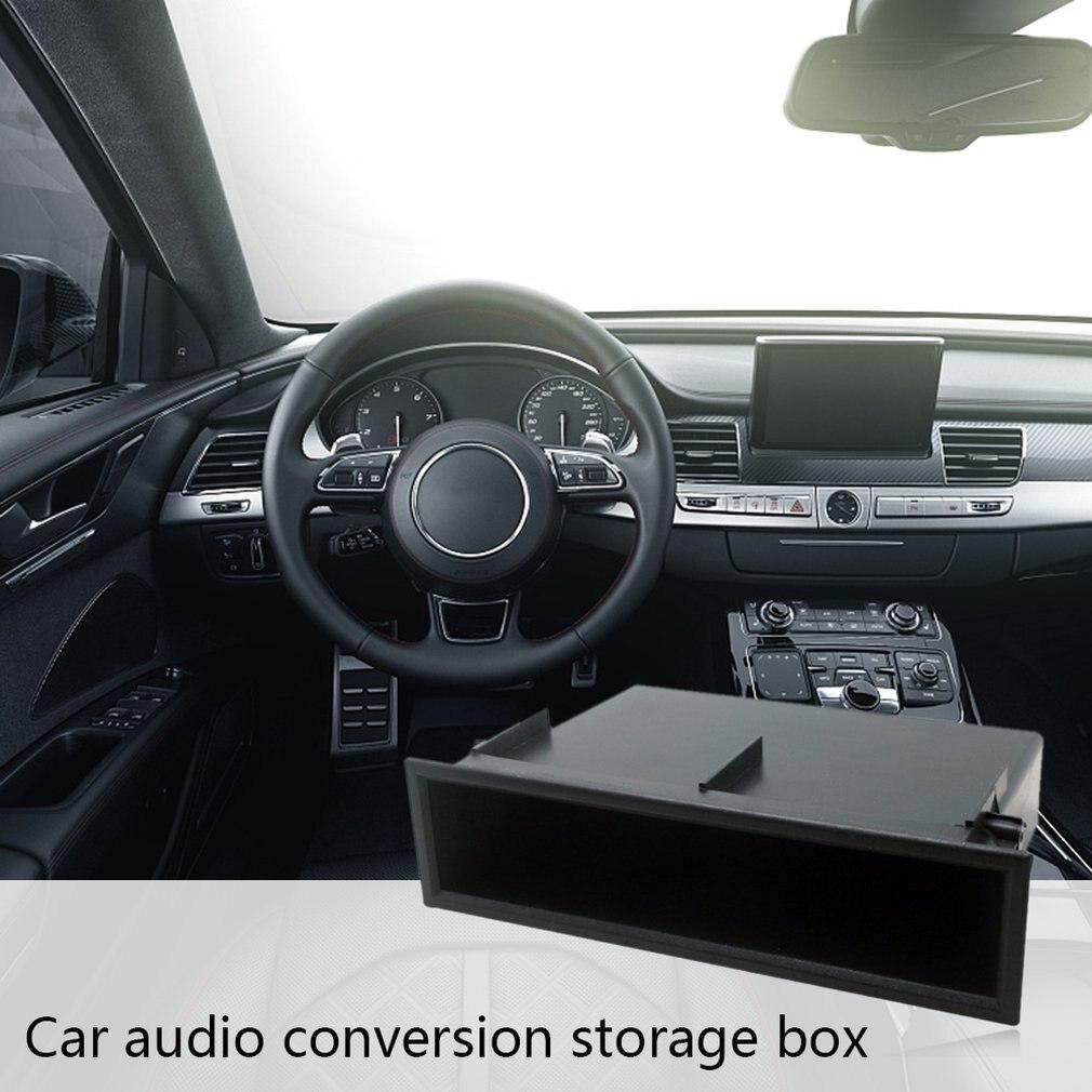 Универсальный проигрыватель компакт-дисков/Карманный ящик для хранения, универсальный автомобильный комплект для отделки стереосистемы, ...