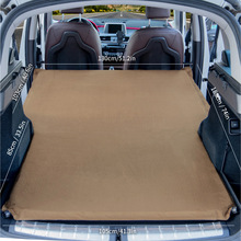 Autoinflation Auto Opblaasbare Bed Multifunctionele Reizen Bed Auto Matras Suv Pvc Massaal Auto Bed Auto Accessoires Universele Type