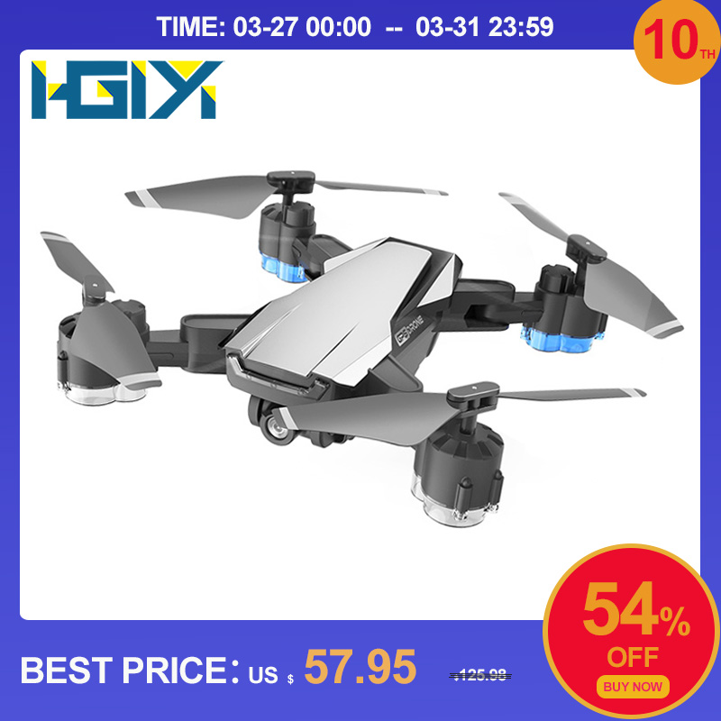 HGIYI G11 GPS RC Drone 4K HD Cámara Quadcopter flujo óptico WIFI FPV con 50 veces Zoom plegable helicóptero Drones profesionales HGIYI G11 GPS RC Drone 4K HD Cámara Quadcopter flujo óptico WIFI FPV con 50 veces Zoom plegable helicóptero Drones profesionales