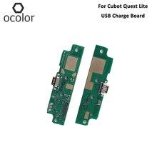 Ocolor Cho Cubot Nhiệm Vụ Lite USB Sạc Ban Hội Chi Tiết Sửa Chữa Cho Cubot Nhiệm Vụ Lite USB Ban Phụ Kiện Điện Thoại