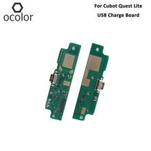 Ocolor עבור Cubot Quest לייט USB תשלום לוח עצרת חלקי תיקון עבור Cubot Quest לייט USB לוח טלפון אבזרים