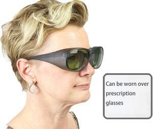 Image 2 - نظارة نظّارة واقية من الليزر متعددة الطول الموجي من ADY 755 & 808 & 1064nm Nd: yag نظارات أمان ليزر
