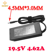 цена на 19.5V 4.62A Laptop power Supply For HP PPP012C-S PPP012LE Adapter Pavilion M4 Envy 17 j034ca Laptop Charger 710413-001 Laptop AC