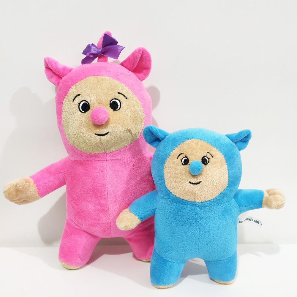 Baby TV Billy And Bam Bam Plush Toys Soft Dolls Kids Birthday Gift