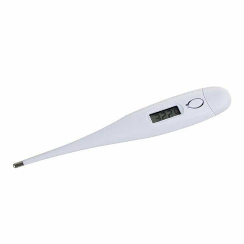 Herramientas de calefacción Oral con LCD Digital, termómetro electrónico clínico para niños, bebés y adultos
