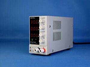Image 4 - NPS306W/NPS1203W Mini Chuyển Mạch Quy Định Điều Chỉnh DC với màn hình hiển thị công suất 30V6A/120 V/3A 0.1 v/0.01A/0.01 W