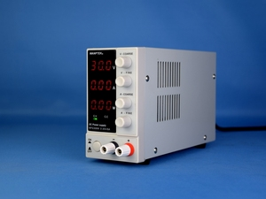 Image 4 - NPS306W/ NPS1203W Mini Switching Regulated Adjustable DC Power Supply with power display 30V6A/120V/3A 0.1V/0.01A/0.01W