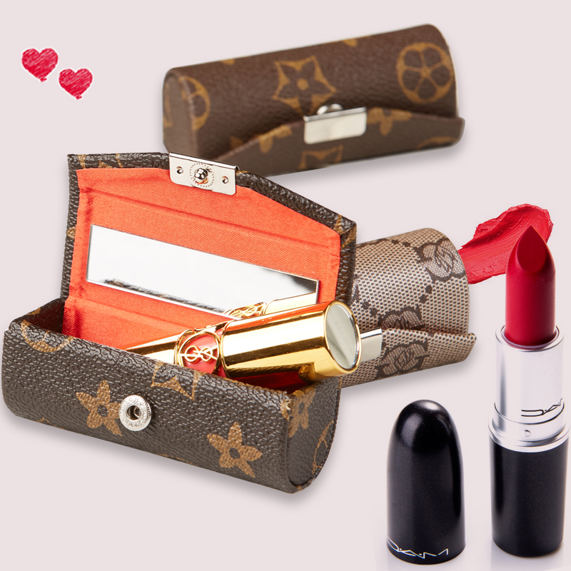 Luxury Brand Exquisite Lipstick Box Single Lipstick Protection Box