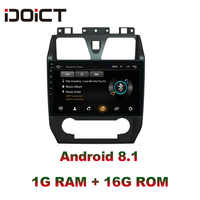 IDOICT Android 8.1 Car DVD Player GPS Navigation Multimedia For GEELY Emgrand EC7 radio 2012 2013 car stereo
