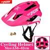 BATFOX Homens Capacete Da Bicicleta Capacete de Mountain Bike XC TRAIL MTB Ultraleve Capacete Estrada Integ-Moldado cruz Ciclo Ciclismo BMX capacete 18