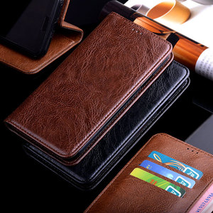 Case for Xiaomi Redmi 4a 5a 6a 7a 8a note 4 4x 5 6 7 8 pro 8T Flip cover Best quality Leather card slot without magnets case(China)