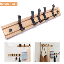 AIR&TREE-A Bedroom Furniture Coat Storage Rack Clothes Hanger Hooks Living Room Closet Wooden Hat Racks Hanger Kitchen Wall Hook modern simple coat rack floor standing coat hat rack bedroom living room clothes hanger hanging storage clothes racks