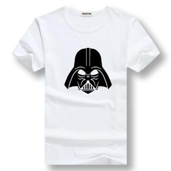 Harajuku joker swear fitness swear absorb shirts Ghost face black print t-shirts in men casual tops teeTop Blouse Streetwear
