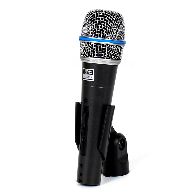 BETA57A BETA 57A Professional Cardioid Dynamic Microphone Micro For DJ Mixer Karaoke KTV Recording Studio Stage Computer Singing