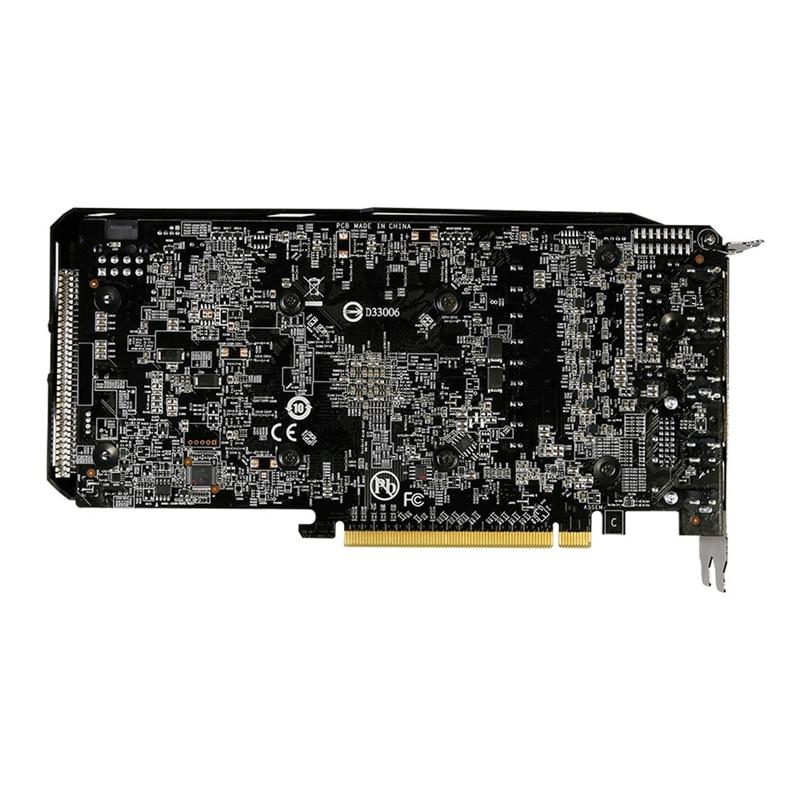 Видеокарта Gigabyte RX 570 4 Гб AMD Radeon RX570 4 Гб игровая видеокарта 500 GPU Настольный ПК Компьютерная игровая карта Видеокарта-4