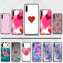 Red love couple Luxury Unique Design Phone Cover For Samsung Galaxy A 3 6 7 8 10 20 30 40 50 70 71 10S 20S 30S 50S PLUS(China)