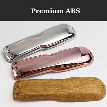 4 Color Pro Electric Hair Trimmer Cutter Front Cover Lid Case Barber Accessories Gold Modified Shell Hair Clipper Cover G0902