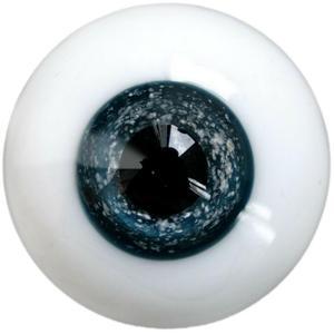 [wamami] 6mm 8mm 10mm 12mm 14mm 16mm 18mm 20mm 22mm 24mm Blue Glass Eyes Eyeball BJD Doll Dollfie Reborn Making Crafts
