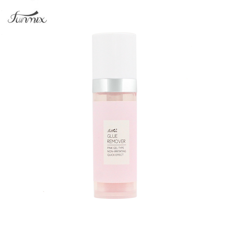FUNMIX 15g Eyelash Glue Remover Pink Fragrance Gel Type Eyelash Adhesive Debonder Removal