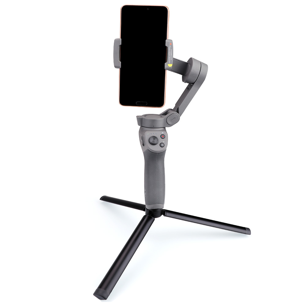 18cm Height Aluminum Tripod For Dji Osmo Mobile 3/2 Handheld Gimbal Accessory Camera Tripod Stabilizer For DJI OSMO Mobile 2