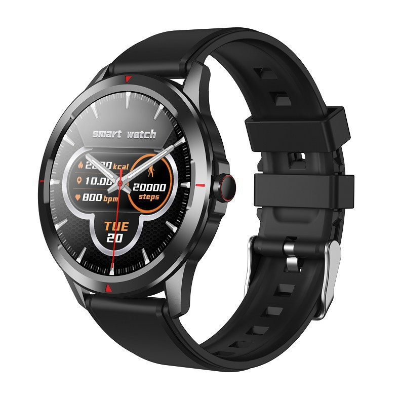 Permalink to 2021 Smart Watch Men 1.32inch HD Full Touch Heart Rate Monitor IP67 Waterproof Fitness Tracker Bluetooth Answer Call Sport watch