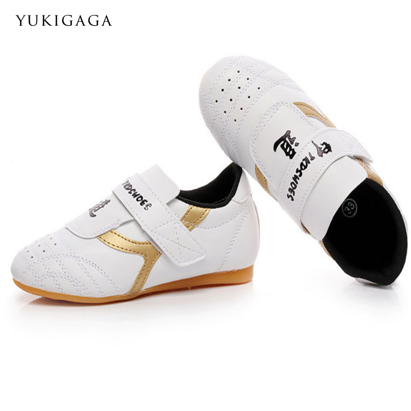 Taekwondo Shoes Soft Sole Martial Arts Training Sneakers Karate Kung Fu Sports Shoes Practice Footwear Women Men Taekwondo Shoes