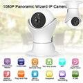 1080P Baby Monitor IP Kamera Panorama H.264 Wifi 2 0 Megapixel Wireless Nachtsicht CCTV Sicherheit Motion Erkennung Kameras-in Überwachungskameras aus Sicherheit und Schutz bei