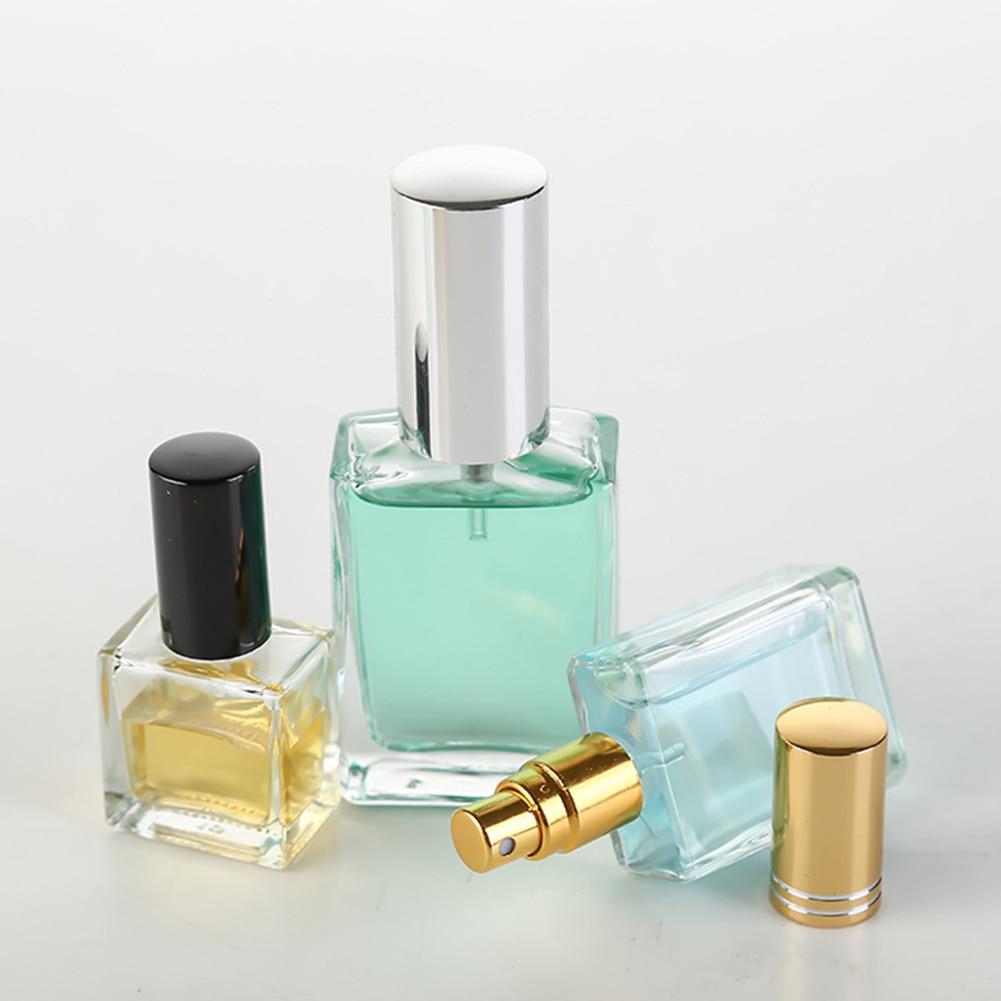 10ml Empty Refillable Portable Perfume Bottle Traveler Glass Spray Atomizer Transparent Perfume Container