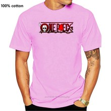 Men's O-neck ONE PIECE T Shirt Shanks Tee Hipster Short Sleeve O-neck S-6XL Big Size Homme T-shirt