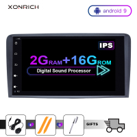 IPS DSP 2din Android 9 Car Multimedia Player head unit For Audi A3 8P S3 2003 2012 RS3 Sportback Navigation GPS DVD Radio stereo