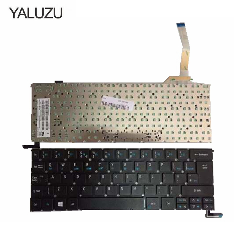for Acer Spin 5 SP513-52N US Layout Laptop Keyboard with Backlit Clavier