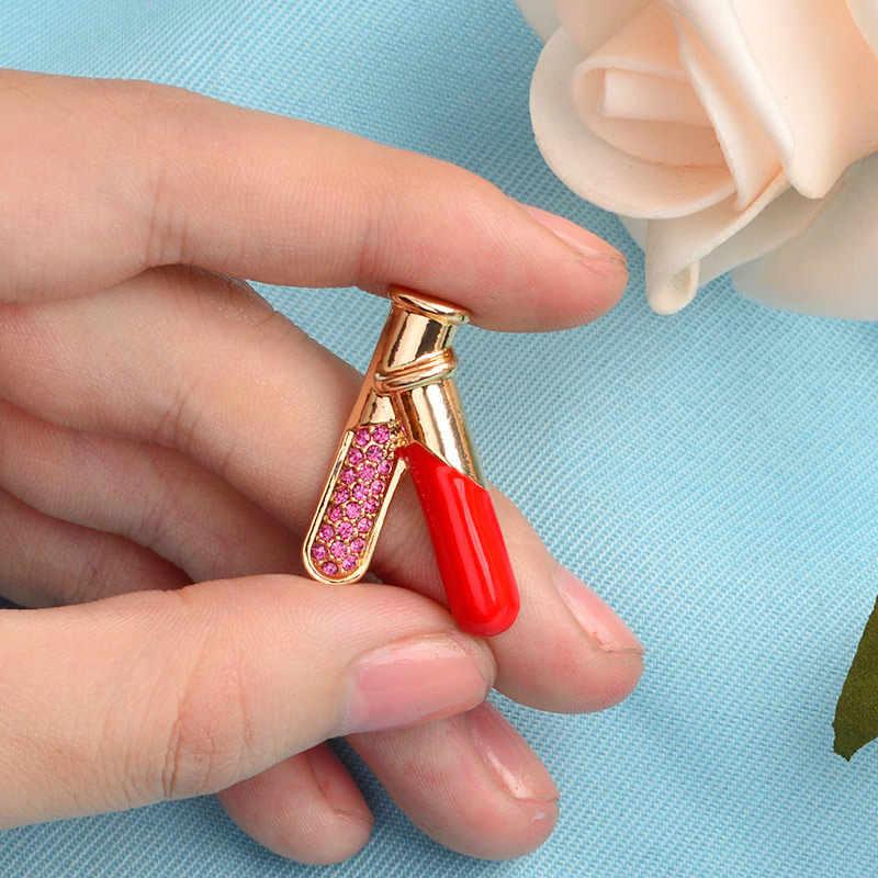 Indah Obat Kerah Pin Jarum Suntik Ambulans Sphygmometer Caduceus Bros Lencana Ransel Pin Perhiasan Hadiah untuk Teman
