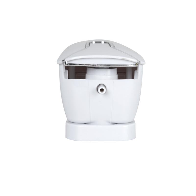 Ha346d8c857a44356998cc90524d51c648 Bathroom Liquid Soap Dispenser Wall Mounted For Kitchen Plastic 350ml Shower Gel Detergent Shampoo Bottle Hotel Home Accessories