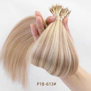 Image 4 - MRSHAIR Nano Rings Micro Ring 100% estensioni dei capelli umani capelli Non remy marrone biondo colore puro 50/200pc 12 16 20 24 pollici