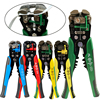 Crimper Cable Cutter Automatic Wire Stripper Multifunctional Stripping Tools Crimping Pliers Terminal 0.2-6.0mm2 tool 1