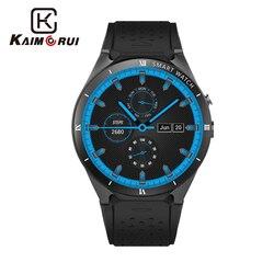 Kaimorui Смарт-часы KW88 Pro Android 7,0 OS умные часы 1 Гроа + 16 грамм поддержка sim-карты gps Bluetooth умные мужские часы для IOS