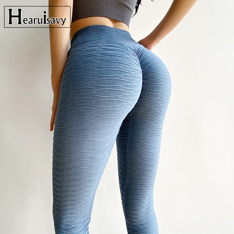 Gym Seamless Knitted Leggings High Waist Yoga Pants Women Hips Push Up Fitness Booty Leggings Running Scrunch Butt Sport Pants Yoga Pants Aliexpress If your measurements are between sizes, order the measurement is taken around the natural waistline. gym seamless knitted leggings high waist yoga pants women hips push up fitness booty leggings running scrunch butt sport pants