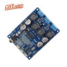 GHXAMP TPA3118 amplificateur Bluetooth carte audio 30W * 2 double canal avec AUX Bluetooth 5.0 appel nouveau