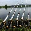 GHOTDA 2.1M -3.6M Carbon Fiber Telescopic Fishing Rod 5
