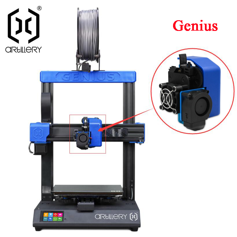 lowest price trianglelab Multi Extrusion Dual Extrusion cooling Chimera  2 IN 2 OUT for 3D printer For E3D hotend Upgrade the accessories