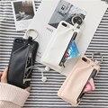 Роскошный чехол-кошелек из искусственной кожи на молнии для iPhone X  XR  XS MAX  7  8  6  6s Plus  модный стиль  Жесткий Чехол для задней панели  мобильный т...
