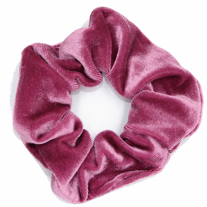 Velvet-Purple red