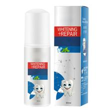 цена на Dental Foam Teeth Cleaning Whitening Toothpaste Refreshing Mint Remove Bad Breath Teeth Stain Oral Cleaner