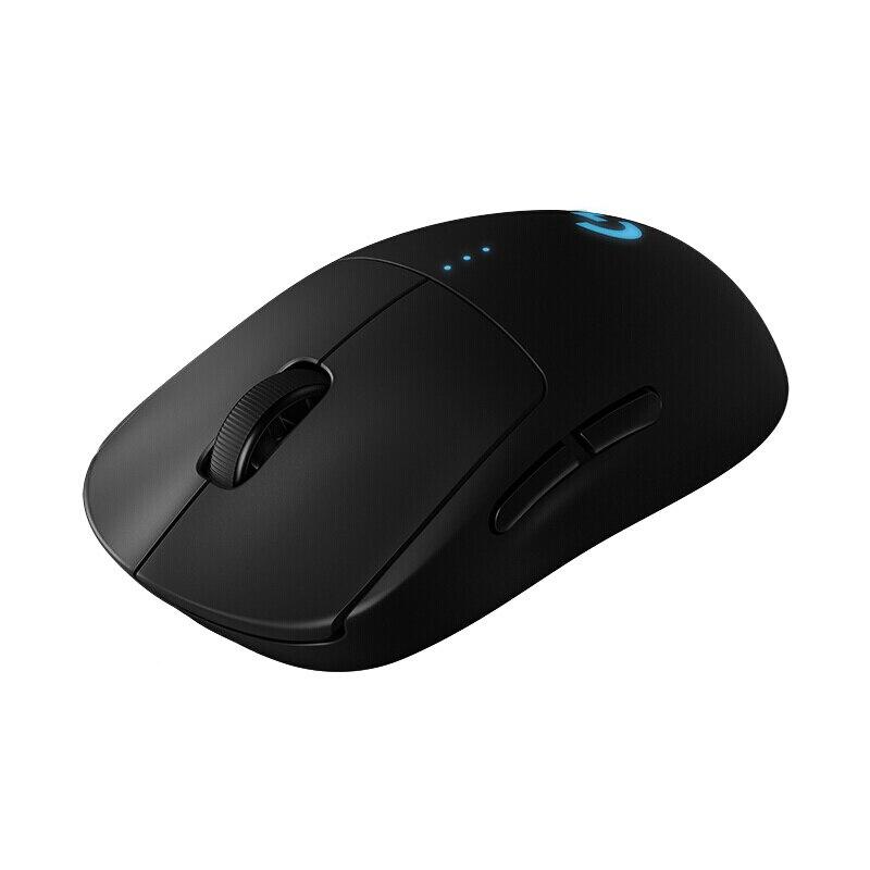 Logitech G PRO RF Ottico Senza Fili 16000 DPI mouse Da Gioco di GPRO Led 8 tasti per PC gamer mouse gioco giochi - 3