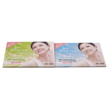 4Pack/set Tissue Papers Makeup Cleansing Oil Absorbing Face Paper Absorb Blotting Facial Cleanser Face Tool Tissue Paper